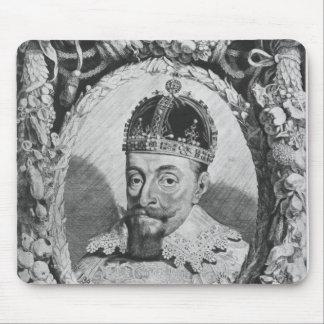 Sigismund Vasa, King of Poland and Sweden Mouse Mat