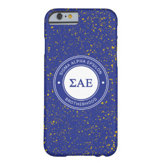 Sigma Alpha Epsilon | Badge Barely There iPhone 6 Case