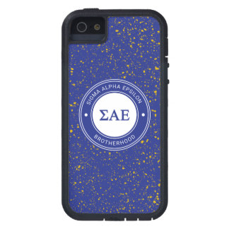 Sigma Alpha Epsilon | Badge iPhone 5 Cases