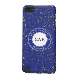 Sigma Alpha Epsilon | Badge iPod Touch 5G Covers