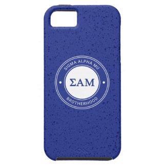 Sigma Alpha Mu | Badge iPhone 5 Covers