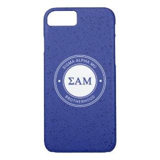 Sigma Alpha Mu | Badge iPhone 8/7 Case