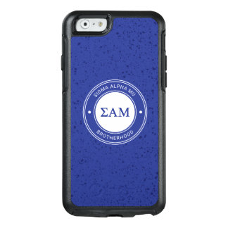 Sigma Alpha Mu | Badge OtterBox iPhone 6/6s Case