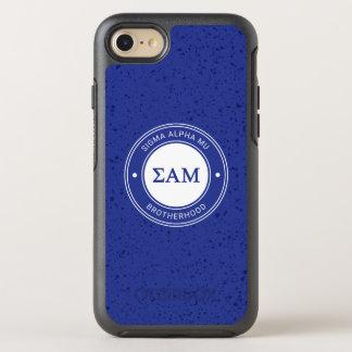 Sigma Alpha Mu | Badge OtterBox Symmetry iPhone 8/7 Case