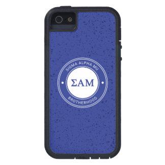Sigma Alpha Mu | Badge Tough Xtreme iPhone 5 Case