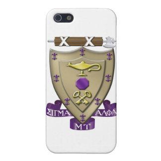 Sigma Alpha Mu Crest Case For The iPhone 5