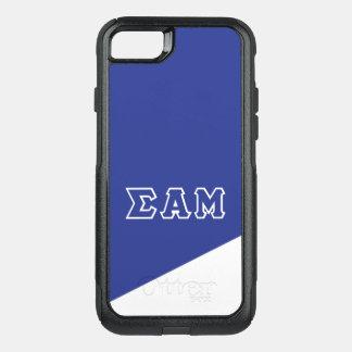 Sigma Alpha Mu | Greek Letters OtterBox Commuter iPhone 8/7 Case