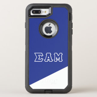 Sigma Alpha Mu | Greek Letters OtterBox Defender iPhone 7 Plus Case