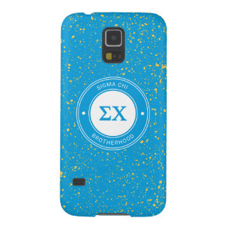 Sigma Chi | Badge Galaxy S5 Cover