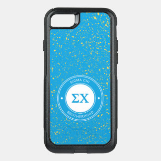 Sigma Chi | Badge OtterBox Commuter iPhone 7 Case
