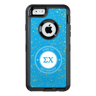 Sigma Chi | Badge OtterBox Defender iPhone Case