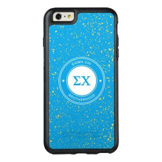 Sigma Chi | Badge OtterBox iPhone 6/6s Plus Case