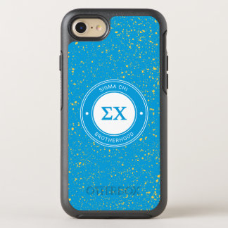 Sigma Chi | Badge OtterBox Symmetry iPhone 8/7 Case