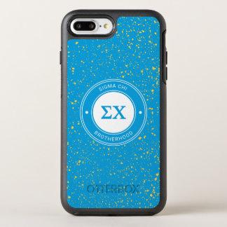 Sigma Chi | Badge OtterBox Symmetry iPhone 8 Plus/7 Plus Case