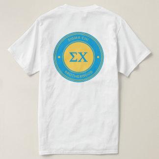 Sigma Chi | Badge T-Shirt