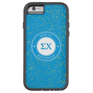 Sigma Chi | Badge Tough Xtreme iPhone 6 Case