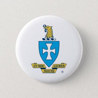 Sigma Chi Crest Logo 6 Cm Round Badge