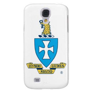 Sigma Chi Crest Logo Galaxy S4 Case