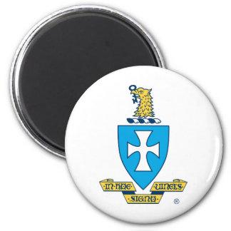 Sigma Chi Crest Logo Magnet