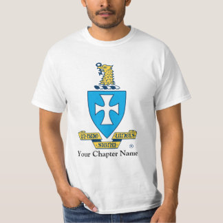 Sigma Chi Crest Logo T-Shirt