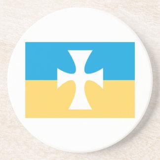 Sigma Chi Flag Coaster