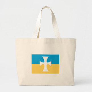 Sigma Chi Flag Large Tote Bag
