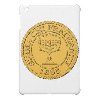 Sigma Chi Grand Seal Color iPad Mini Cover