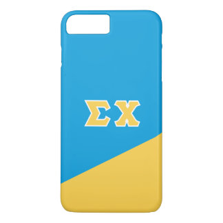 Sigma Chi | Greek Letters iPhone 8 Plus/7 Plus Case