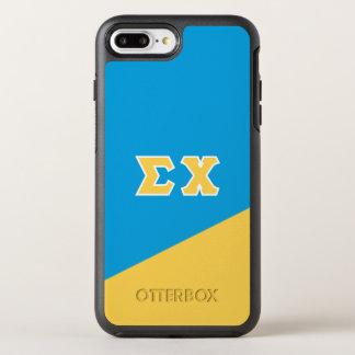 Sigma Chi | Greek Letters OtterBox Symmetry iPhone 8 Plus/7 Plus Case