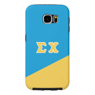 Sigma Chi | Greek Letters Samsung Galaxy S6 Cases