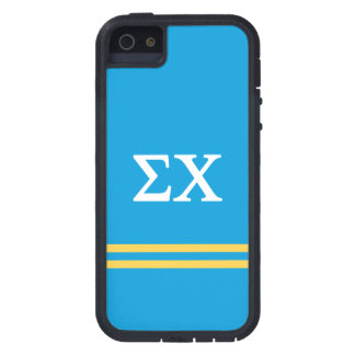 Sigma Chi | Sport Stripe Case For The iPhone 5