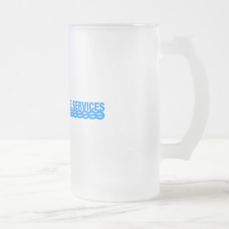 SIGMA COMPUTER SERVICES MUG Frosted