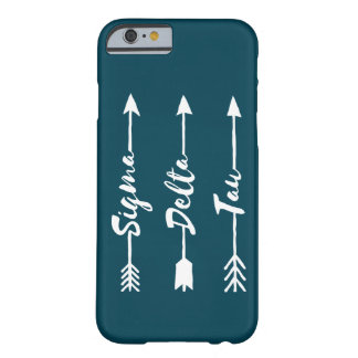 Sigma Delta Tau | Arrow Barely There iPhone 6 Case
