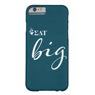 Sigma Delta Tau | Big Script Barely There iPhone 6 Case