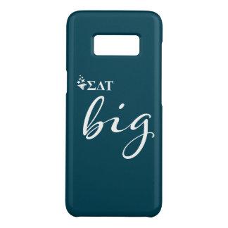 Sigma Delta Tau | Big Script Case-Mate Samsung Galaxy S8 Case