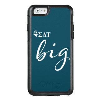 Sigma Delta Tau | Big Script OtterBox iPhone 6/6s Case