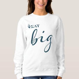 Sigma Delta Tau | Big Script Sweatshirt