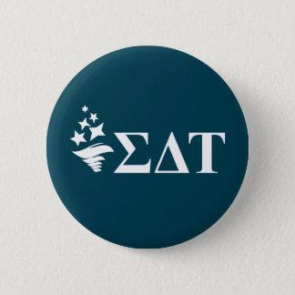 Sigma Delta Tau | Lil Big Logo 6 Cm Round Badge