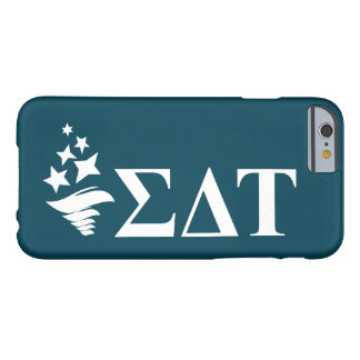 Sigma Delta Tau | Lil Big Logo Barely There iPhone 6 Case