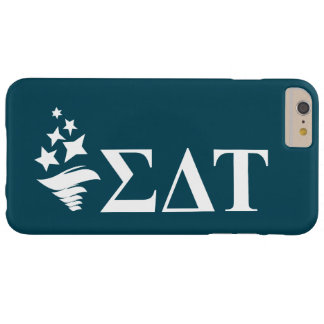 Sigma Delta Tau | Lil Big Logo Barely There iPhone 6 Plus Case