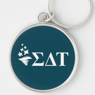 Sigma Delta Tau | Lil Big Logo Key Ring