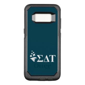 Sigma Delta Tau | Lil Big Logo OtterBox Commuter Samsung Galaxy S8 Case