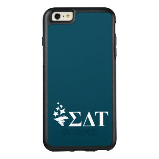 Sigma Delta Tau | Lil Big Logo OtterBox iPhone 6/6s Plus Case