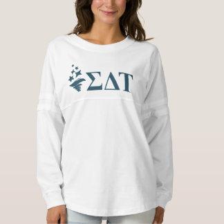 Sigma Delta Tau | Lil Big Logo Spirit Jersey