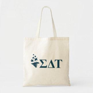 Sigma Delta Tau | Lil Big Logo Tote Bag