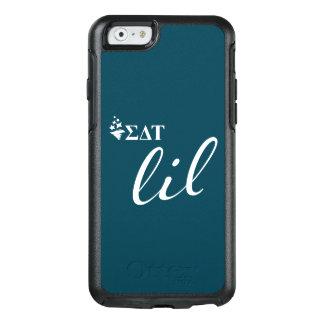 Sigma Delta Tau | Lil Script OtterBox iPhone 6/6s Case