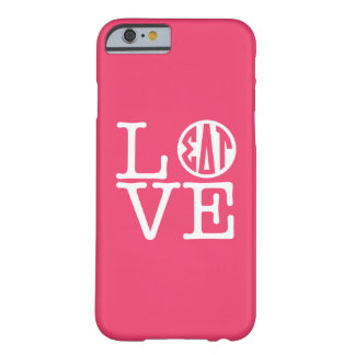 Sigma Delta Tau | Love Barely There iPhone 6 Case