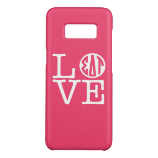 Sigma Delta Tau | Love Case-Mate Samsung Galaxy S8 Case