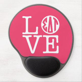 Sigma Delta Tau | Love Gel Mouse Mat