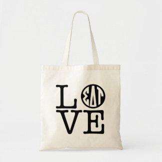Sigma Delta Tau | Love Tote Bag